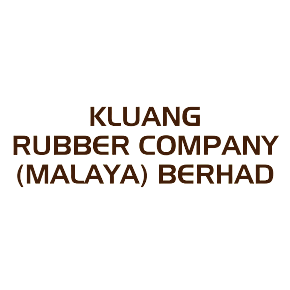 KLUANG | KLUANG RUBBER COMPANY (MALAYA) BERHAD