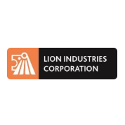 LIONIND | LION INDUSTRIES CORPORATION
